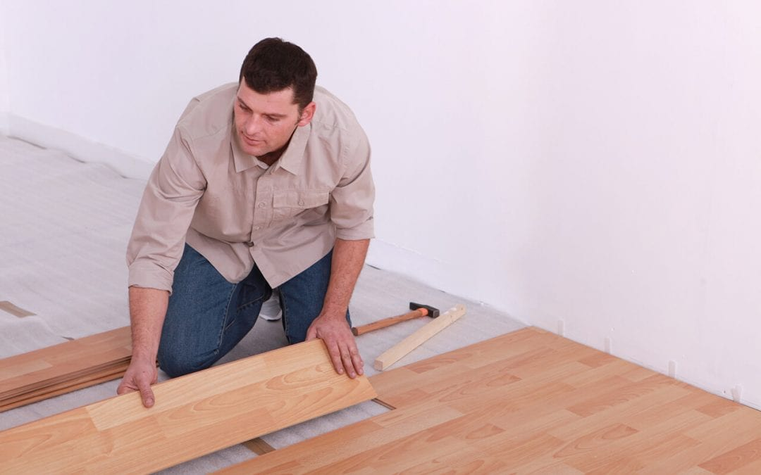 4 Indoor Winter Home Improvement Projects