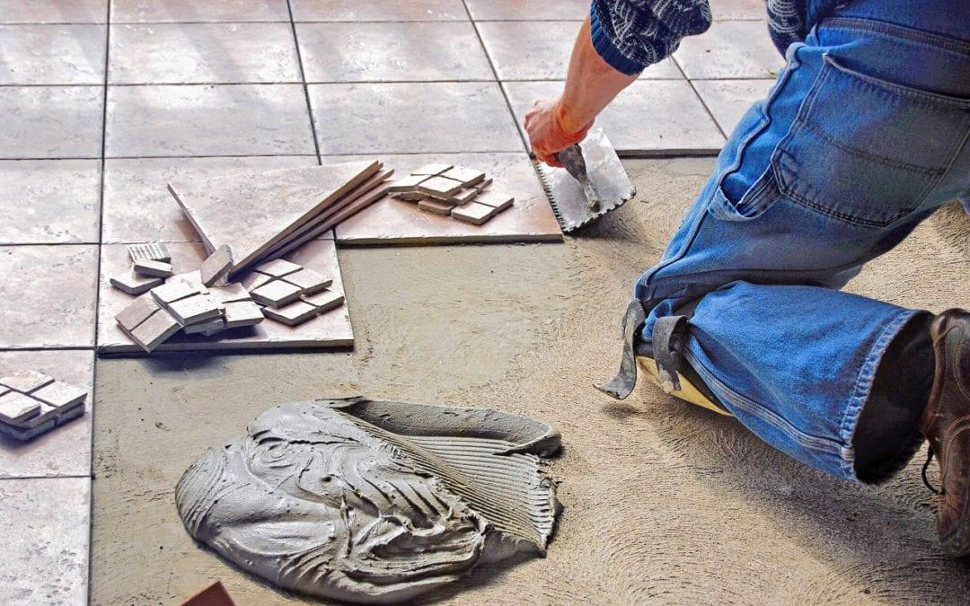 types of flooring materials